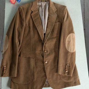 Vintage 42 L Corduroy Suit Jacket Gallery Haggar